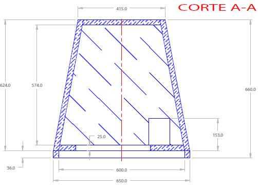 Projeto Da Caixa Subwoofer Sw215 Para 2 Alto Falantes 15